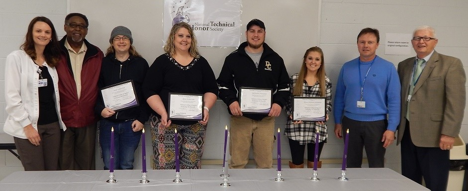 National Technical Honor Society Ceremony | TCAT McMinnville