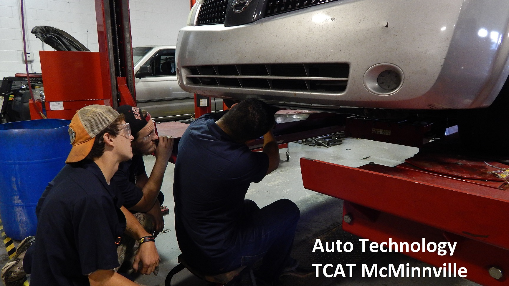 Automotive technology tcat mcminnville at 3g xflitez Choice Image